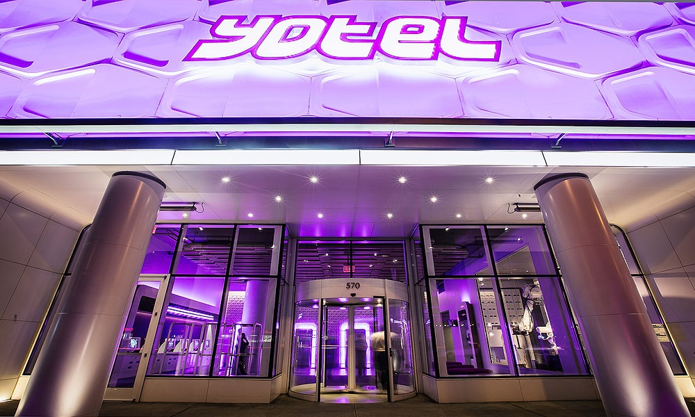 Friday Afterwork Summer Jazz @ Yotel NYC