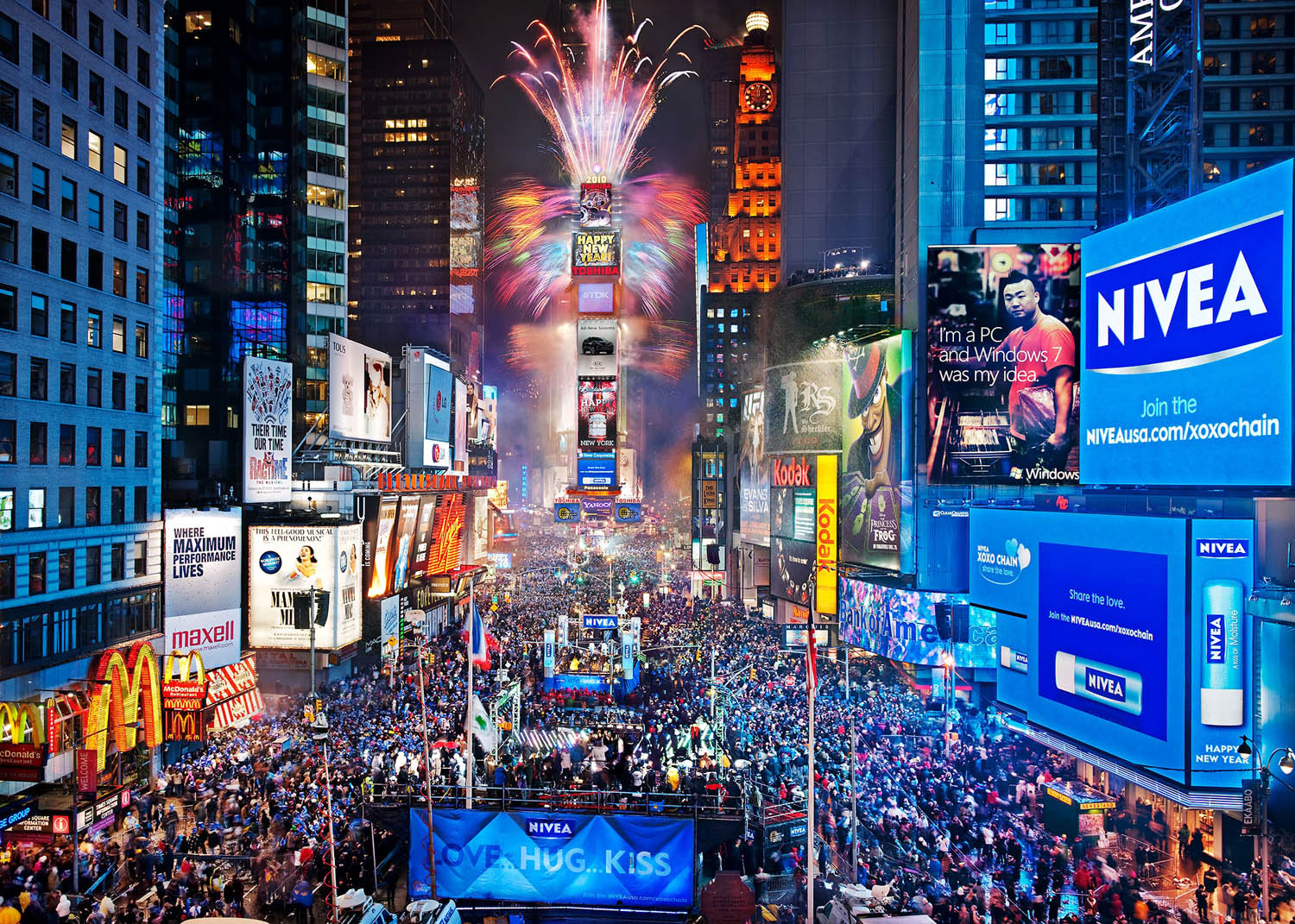 New Year's Eve – NYC