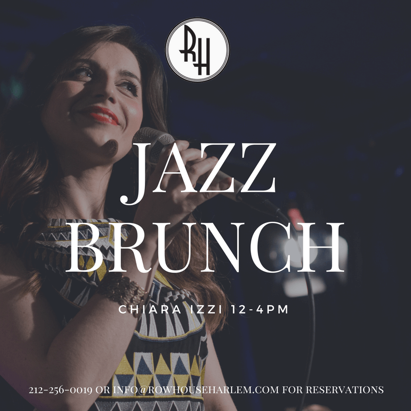 Jazz Brunch at Row House Harlem - Royale Group