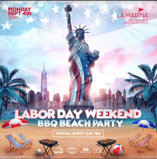 Labor Day At La Marina !!