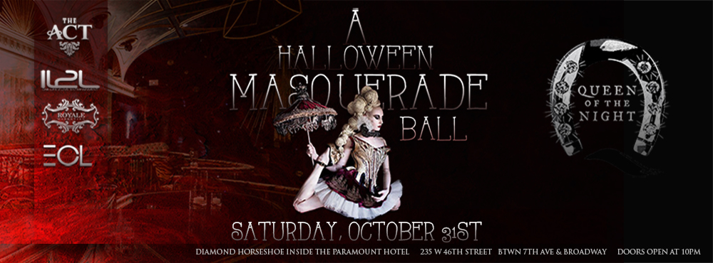 Halloween at Queen Of The Night