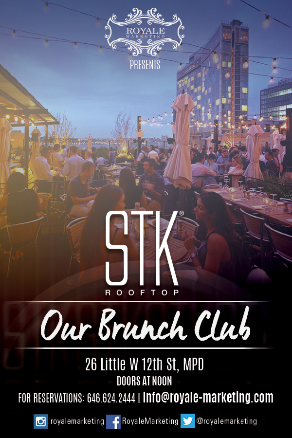 Our Brunch Club ~ Brunch at STK !!!