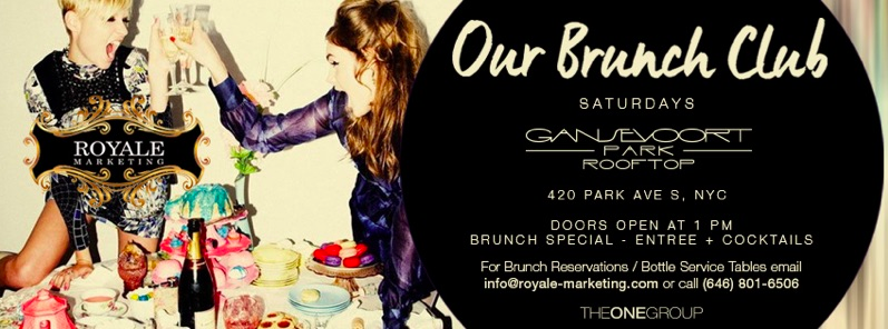 We Brunch March 14th !