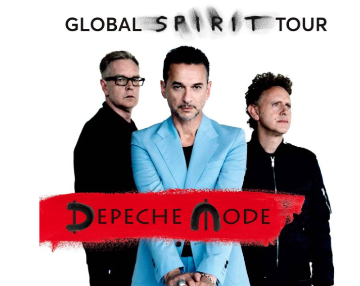 Depeche Mode Announce New World Tour