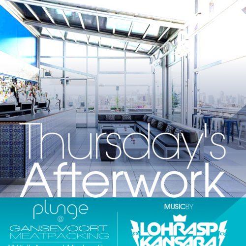 Thursday at Gansevoort
